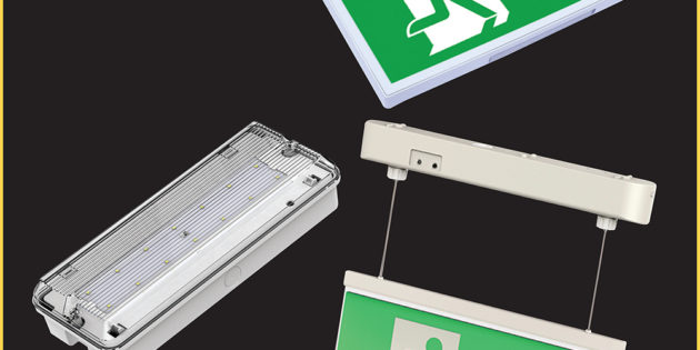 Greenbrook's new Emergency Lighting Range
