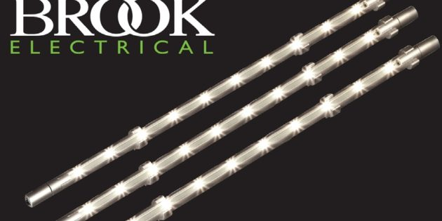 Greenbrook's LED striplights will click with customers