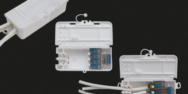Hylec launches Debox SL2 – the first 5 pole screwless in line junction box on the market