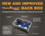 Scolmore launches new, improved FlameGuard Back Boxes