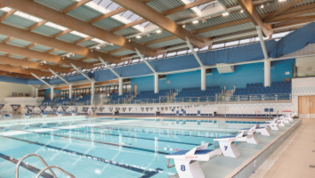 Thorn makes a splash at the Liverpool Aquatics Centre