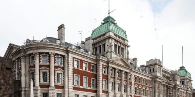 CP takes full control at Old Admiralty Building