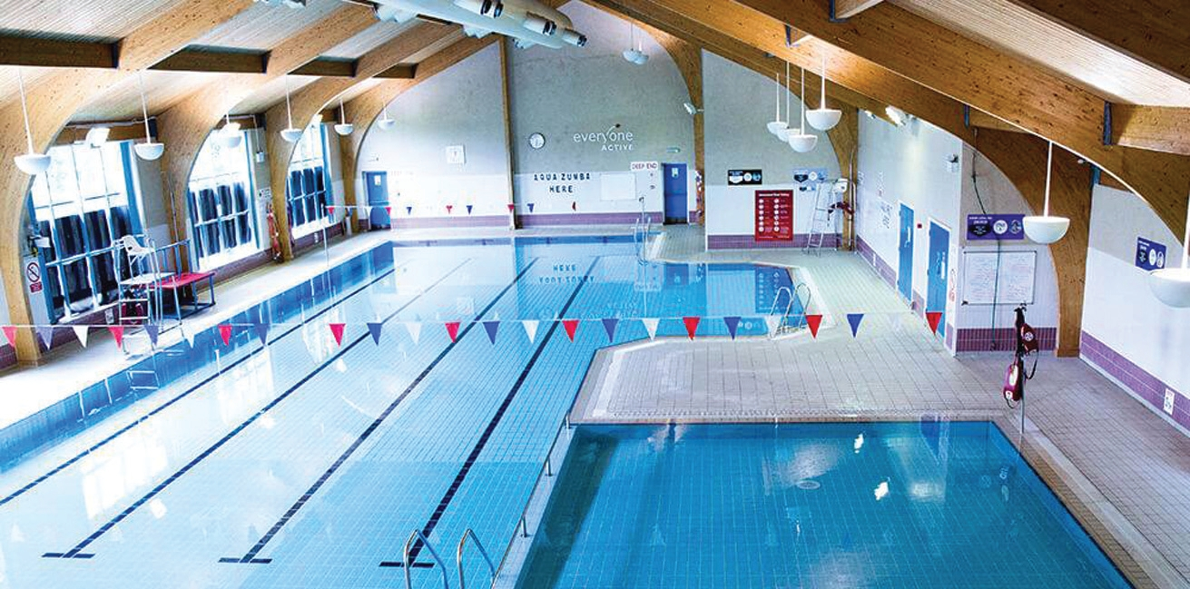 Led In The Swim At Plympton Swimming Pool Electrical Wholesaler