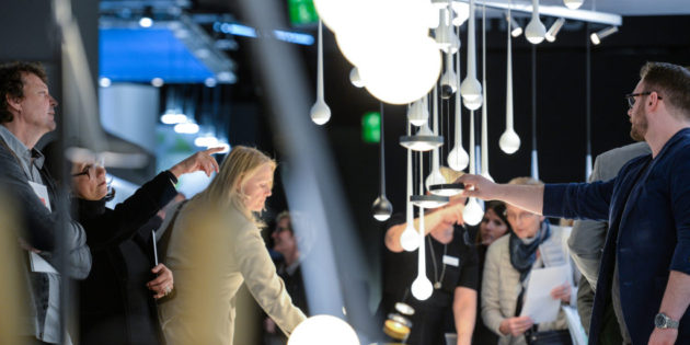 EDA leads first-time UK delegation to Frankfurt's global lighting fair, Light + Building