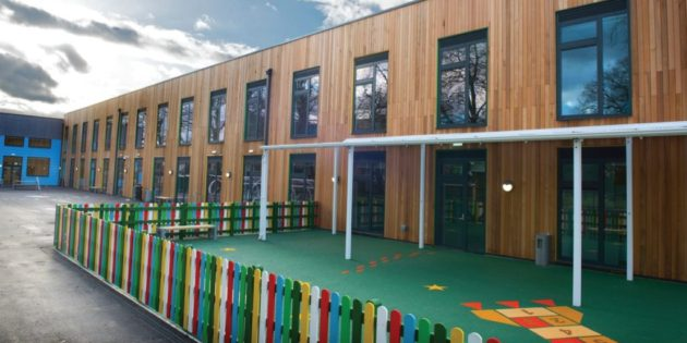 Energy-saving Luceco LEDs for London Primary Academy