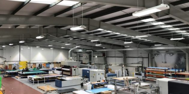 Luceco lights Print Innovation Specialists