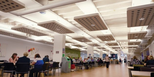 County Council chooses energy-efficient Luceco LEDs