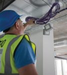 Wire Basket fits pace and looks at office refurbishment