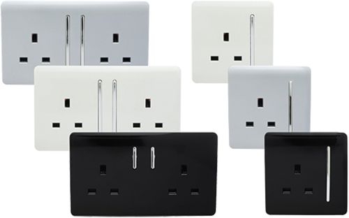Red Arrow introduces Trendiswitch Sockets and Switches to its range