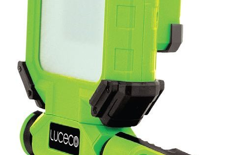 Luceco unveils new range of inspection torches and work lights