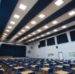 Luceco and Ensigna Construction shine at Harris Academy Merton