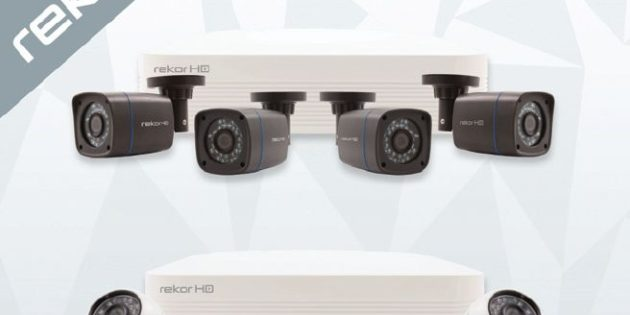 ESP launches new Rekor HD 1080p CCTV kits