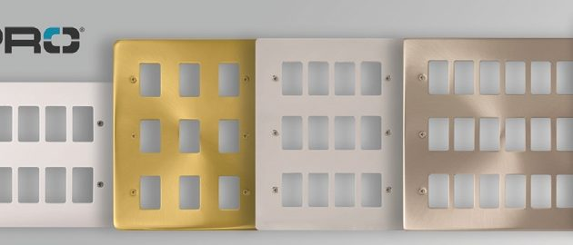 GRID PRO from Scolmore – the ultimate modular grid solution