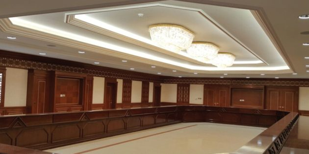 Ministry of Interior – VVIP Hall, Oman